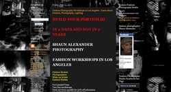 fashion photography studio blog